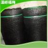 温室3针防晒尼龙遮阳网 黑色扁丝加厚抗老化遮阳网