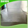 大号生态叠水蛭网箱 80目深水防逃高密度水产、白色抗风浪网箱