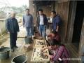 四川内江市东兴区水蛭养殖村民奔致富路